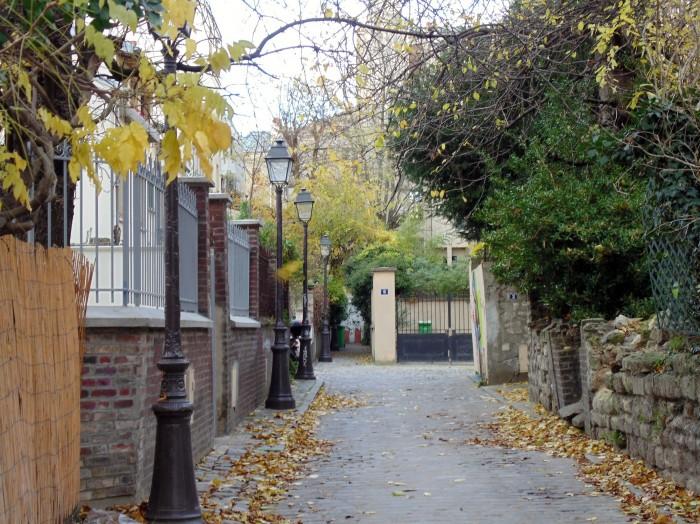 ruelle Paris
