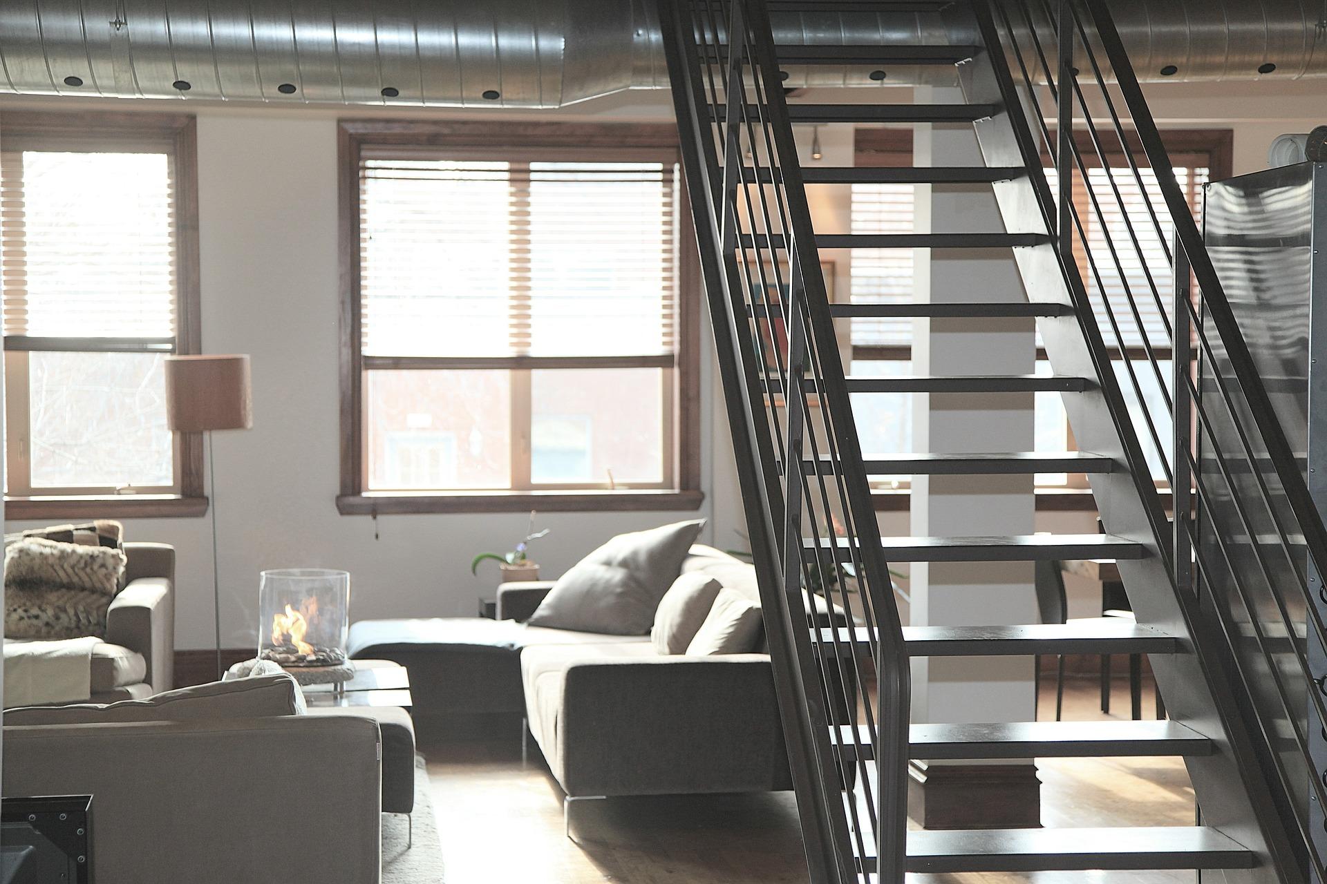 photo escalier souplex