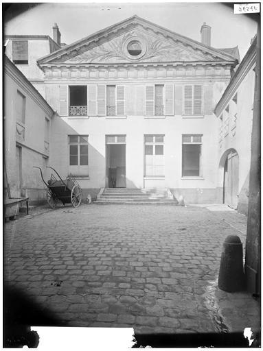 5, rue Saint-Blaise, Eugène Atget, 1900