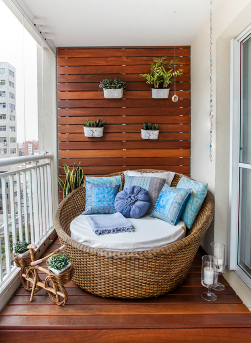 idees couleurs deco balcon photo