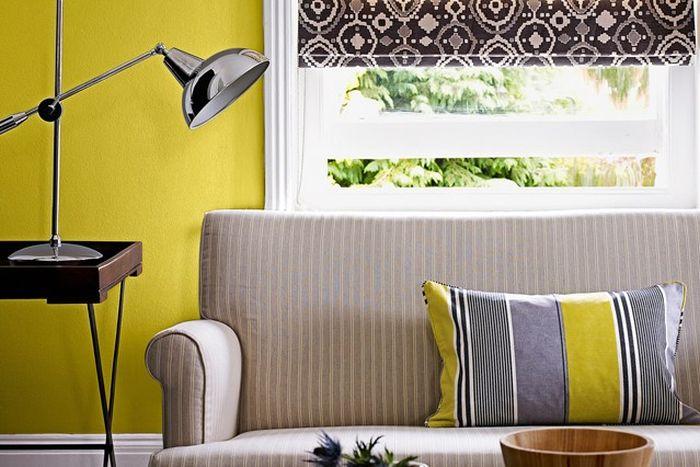 Id es d co bien associer les couleurs pour un appartement zen et l gant - Idees couleurs salon ...
